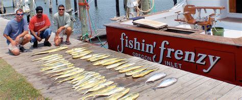 Fishin Frenzy Boat by Outer Banks Charter Fishing Oregon Inlet Obx Nc Greg Mayer