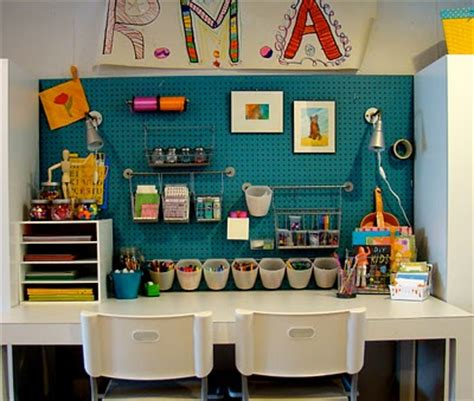 Cupboard Door Ders by Organize A Craft Room With Peg Board The Inspired Room
