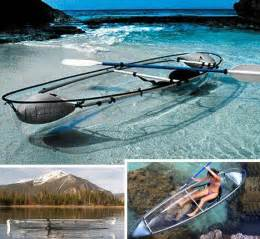 Overboard: 15 Creative & Offbeat Canoes, Kayaks & Boats ...