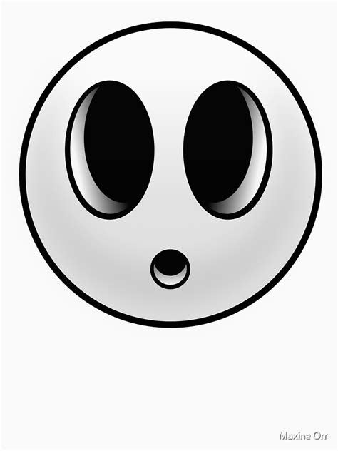 Shy Guy Mask T Shirt By Glacharity Redbubble