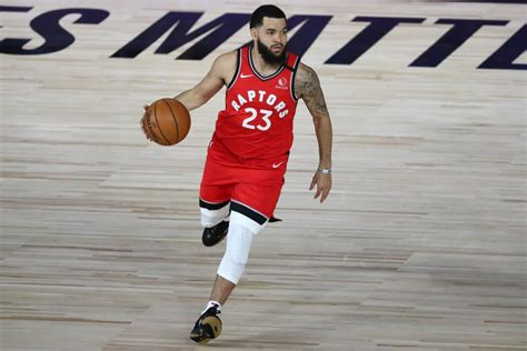 Raptors To Re-Sign Fred VanVleet To Four-Year Deal   Hoops ...