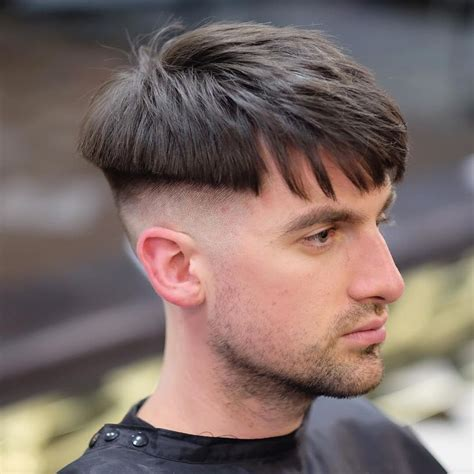 nice 50 modern mushroom haircuts the latest trend