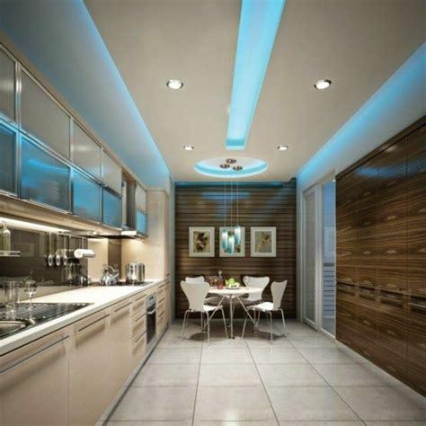 plafond suspendu cuisine le faux plafond suspendu est une déco pratique pour l 39 intérieur archzine fr