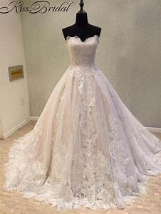 newest wedding dress 2018 vintage lace bride dresses With wedding dresses with corset back