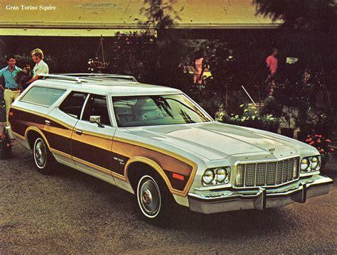 Gran Torino Station Wagon by 1976 Ford Gran Torino Squire Station Wagon Flickr