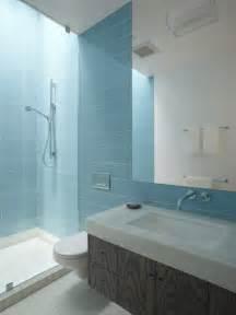 glass tiles bathroom ideas blue glass tile bathroom beautiful homes design