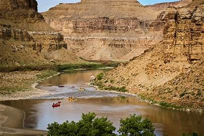 Canyon Desolation Utah Rafting River
