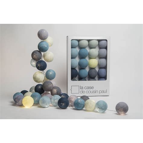 guirlande lumineuse sixty two 20 boules 014 c030 achat vente guirlande lumineuse deco