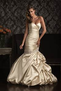 Gold wedding dresses a trusted wedding source by dyalnet for Wedding dresses gold