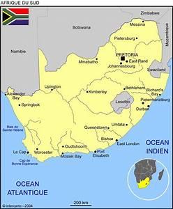 Carte Nickel Relief : carte de l 39 afrique du sud afrique du sud carte sur le relief les villes politique ~ Medecine-chirurgie-esthetiques.com Avis de Voitures