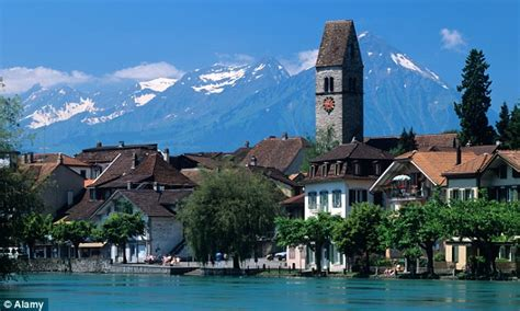 Houseboat Zurich by The Best Place To Eat In Interlaken The Genteel Year