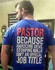 Pastor Appreciation Funnies