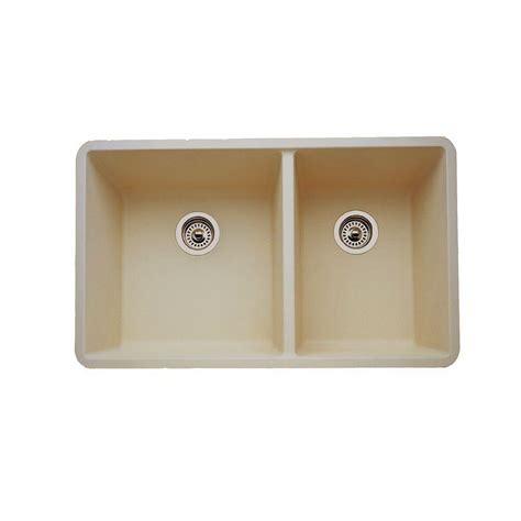 blanco granite kitchen sinks blanco precis undermount granite composite 33 in 0 4778