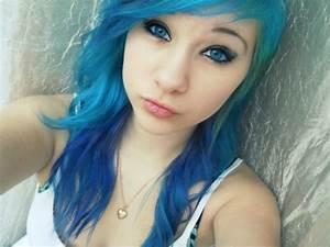 Light Blue Hair Tumblr - Sex Porn Images