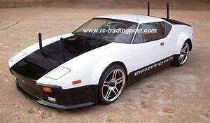 De Tomaso Pantera Custom Painted RC Touring Car / RC Drift ...