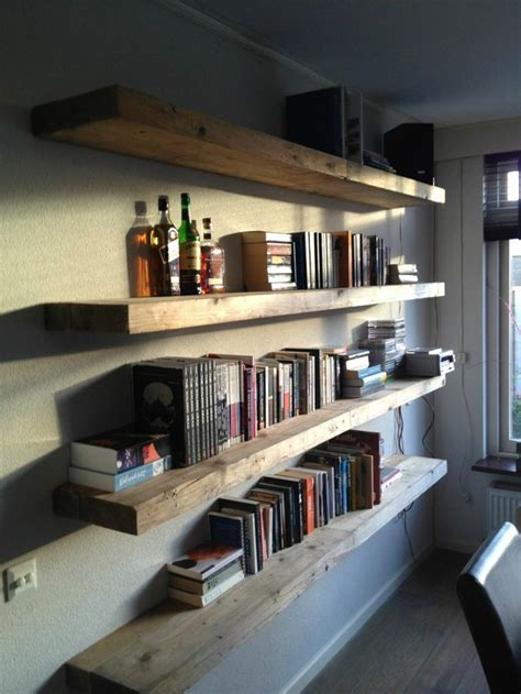 Book Shelves by 25 Best Ideas About Floating Bookshelves On