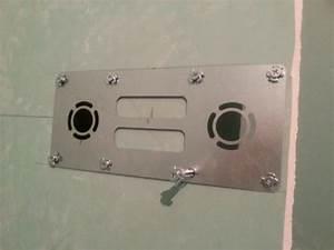 Plaque Ba13 Brico Depot : comment installer un kit per pour douche dans un mur en ~ Dailycaller-alerts.com Idées de Décoration
