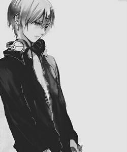Anime Boy Wearing Headphones | boy, anime and headphones