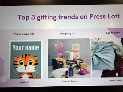 Trends Gift Three Gifts Loft Above Press