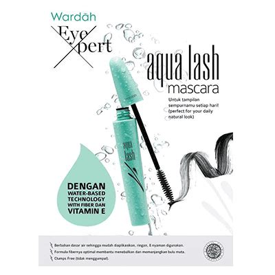 Harga Wardah The Volume Expert Mascara daftar harga mascara wardah terbaru 2018 harga kosmetik
