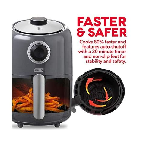 fryer air cooker oven compact