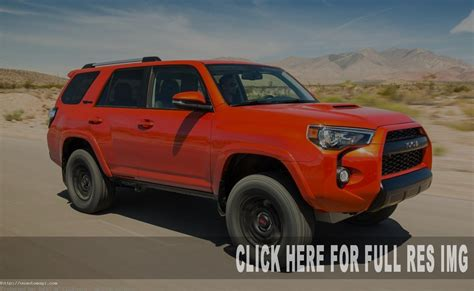 2019 toyota 4runner news 2019 toyota 4runner trd pro changes release date price