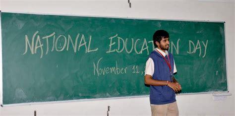 national education day observed  amrita amrita vishwa