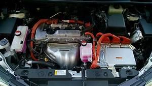 Under The Hood  2016 Toyota Rav4 Hybrid