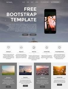 79 Free Bootstrap Themes Templates Free Premium