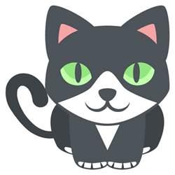cat emoji list of emoji one animals nature emojis for use as