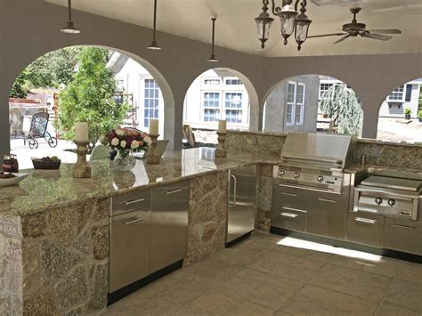 outdoor kitchens danver stainless steel cabinetry page