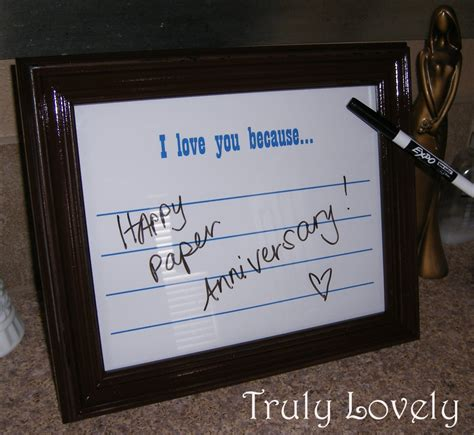diy wedding anniversary gifts for husband diy do it your self