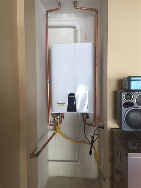 tankless water heater navien heaters installed california options installs information orange county