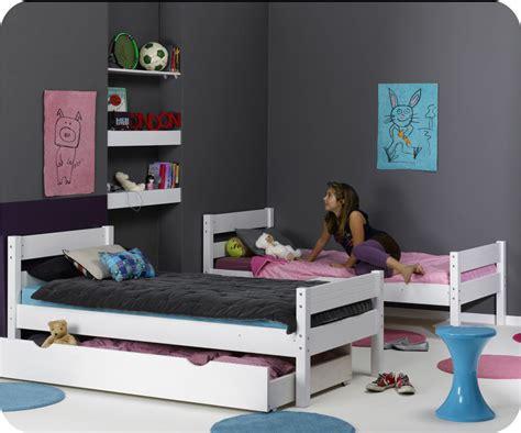 lit superpose enfant 3 ans pack lit superpos 233 enfant 1 2 3 blanc 90x190 cm avec 2 matelas