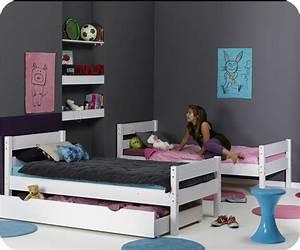 Lit Pour Enfant 2 Ans : lit pour jumeaux 2 ans ~ Teatrodelosmanantiales.com Idées de Décoration