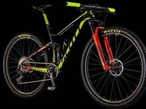 Scott Mountain Bikes 2018