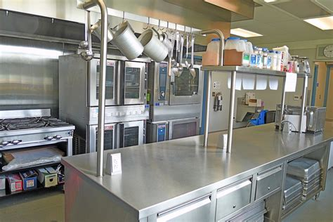 Lodi School Kitchen Renovations Henry Associates