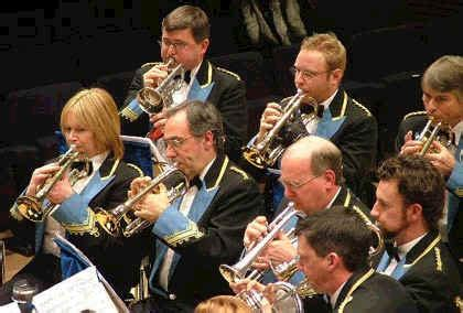 Bernard Docherty Conductor Glasgow