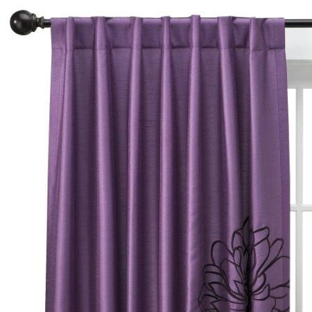 panel curtains curtains and tags on
