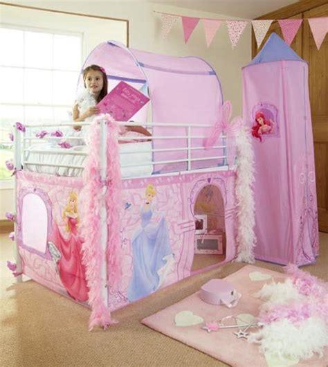 lit superpose fille princesse tente de lit princesse disney chez doudou shop