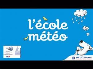 L'école météo : Météo France participe à des projets pédagogiques