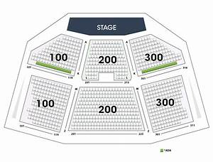 Borgata Casino Online Ticket Office Seating Charts