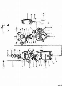 Mercruiser 350 Mag Mpi Mie Starter Motor Parts