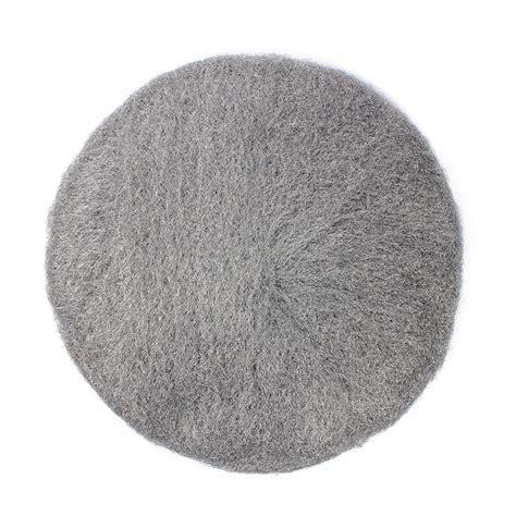17 inch Jumbo Steel Wool Floor Pads   12 per Case