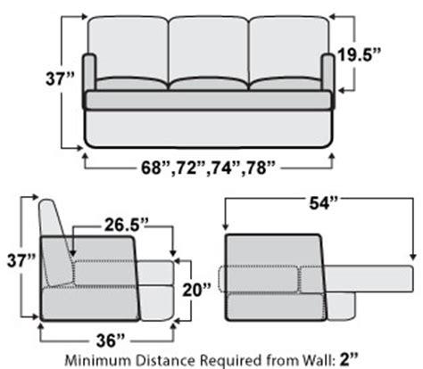 rv jackknife sofa dimensions colorado rv sofa bed sleeper rv furniture shop4seats