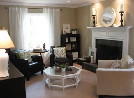 cute small living room small spaces decor pinterest