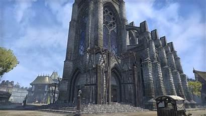 Cathedral Akatosh Elder Scrolls