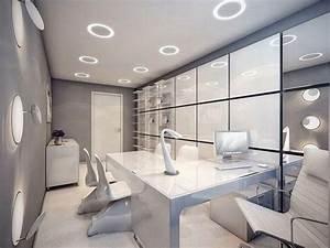 Attractive Futuristic Home Interior Catalog design ...