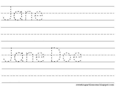Make Your Own Handwriting Worksheets Homeschooldressagecom