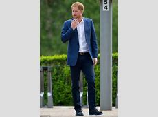 Prince Harry's makeover by Meghan Markle Daily Mail Online